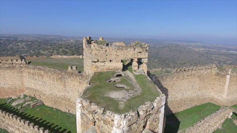 Castillo de Montalbán y ermita de Melque