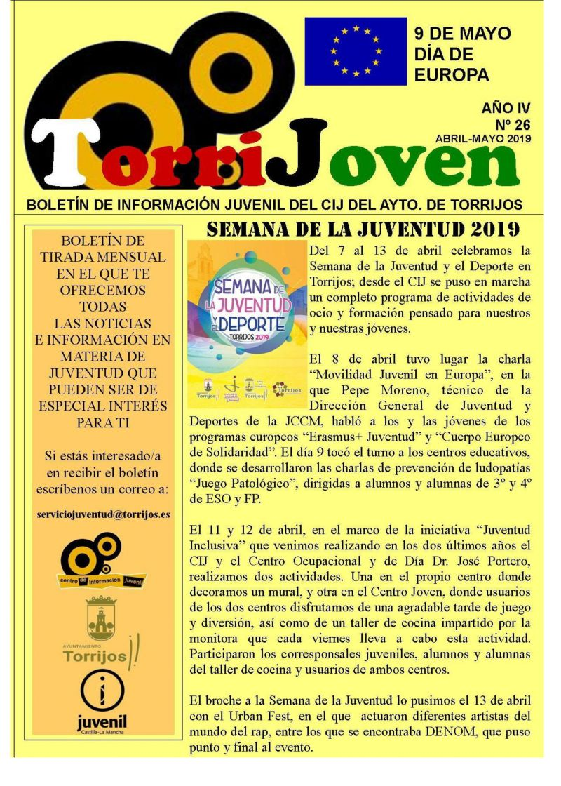 Torrijoven abril-mayo 2019