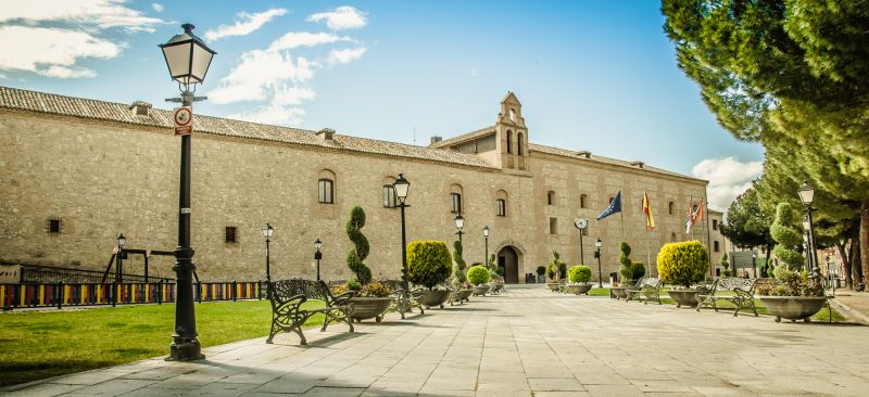 Palacio de Pedro I de Torrijos