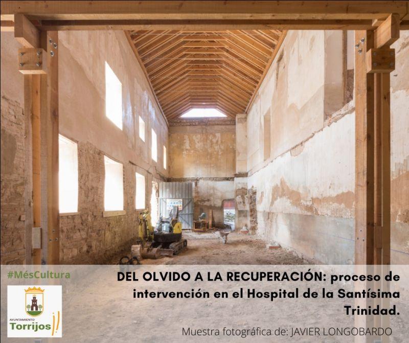 Del olvido a la recuperación: Proceso de intervención en el Hospital de la Santísima Trinidad.